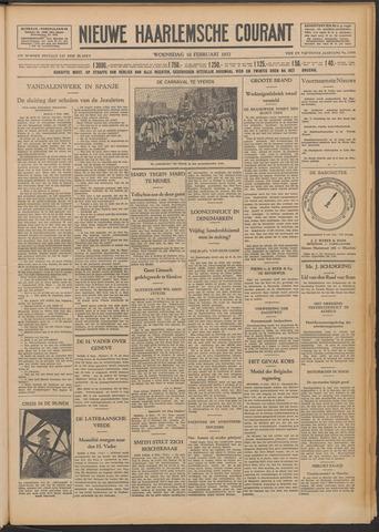Nieuwe Haarlemsche Courant 1932-02-10