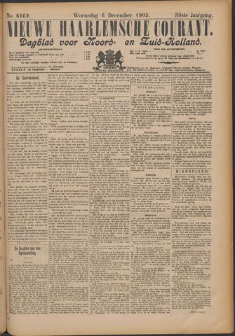 Nieuwe Haarlemsche Courant 1905-12-06