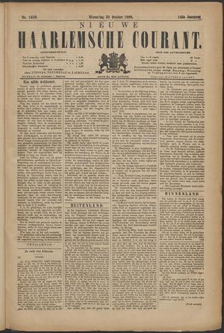 Nieuwe Haarlemsche Courant 1889-10-30