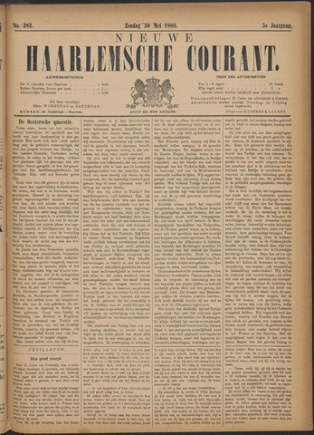Nieuwe Haarlemsche Courant 1880-05-30