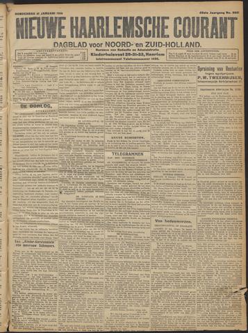 Nieuwe Haarlemsche Courant 1915-01-21