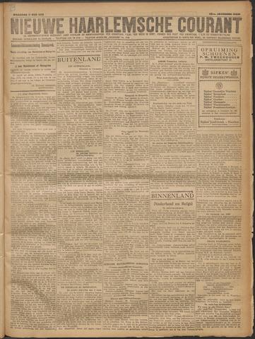 Nieuwe Haarlemsche Courant 1919-08-11