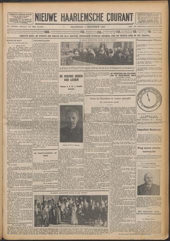 Nieuwe Haarlemsche Courant 1929-12-09
