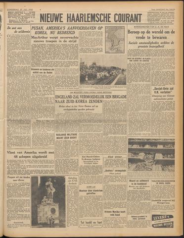 Nieuwe Haarlemsche Courant 1950-07-27