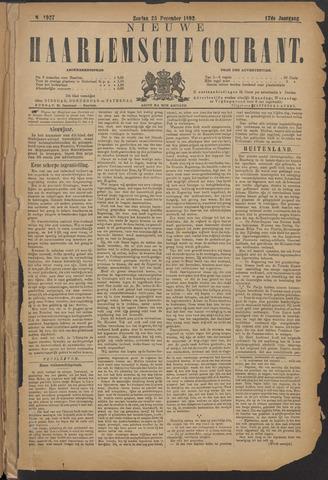 Nieuwe Haarlemsche Courant 1892-12-25