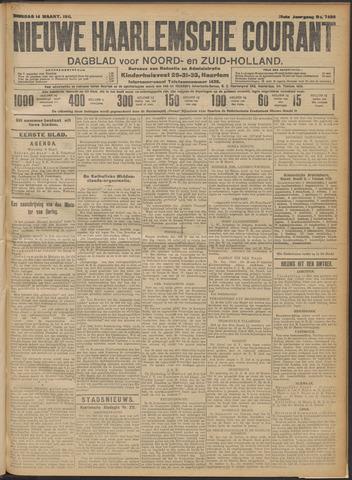 Nieuwe Haarlemsche Courant 1911-03-14
