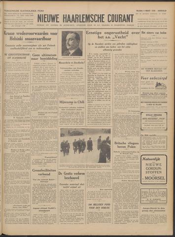 Nieuwe Haarlemsche Courant 1940-03-08
