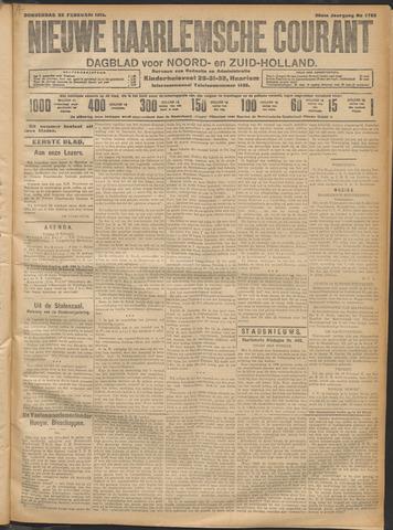 Nieuwe Haarlemsche Courant 1912-02-22