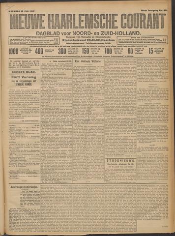 Nieuwe Haarlemsche Courant 1913-07-12
