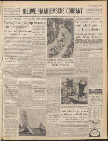 Nieuwe Haarlemsche Courant 1958-05-12