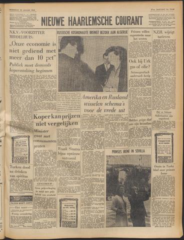 Nieuwe Haarlemsche Courant 1964-01-22