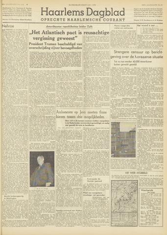 Haarlem's Dagblad 1951-01-06