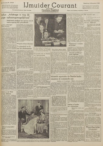 IJmuider Courant 1948-12-16