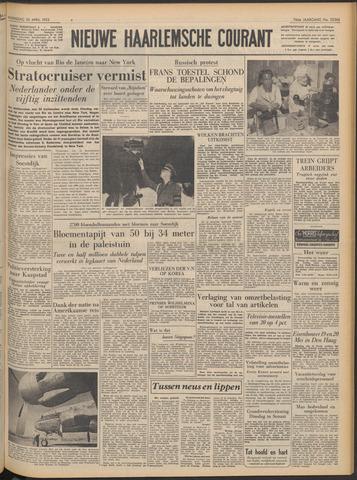 Nieuwe Haarlemsche Courant 1952-04-30