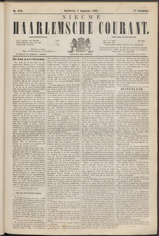 Nieuwe Haarlemsche Courant 1882-08-03