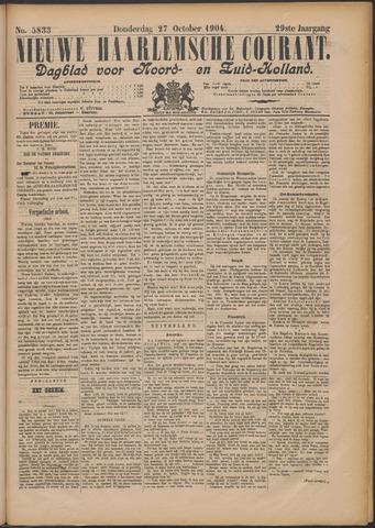 Nieuwe Haarlemsche Courant 1904-10-27