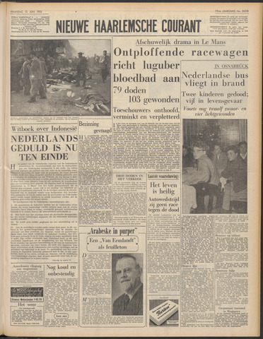 Nieuwe Haarlemsche Courant 1955-06-13
