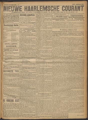 Nieuwe Haarlemsche Courant 1918-03-22