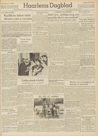 Haarlem's Dagblad 1947-07-19