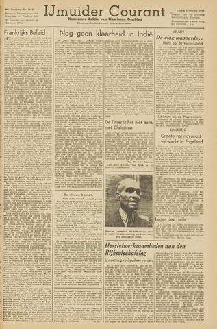 IJmuider Courant 1945-10-05
