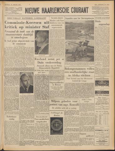 Nieuwe Haarlemsche Courant 1959-02-28