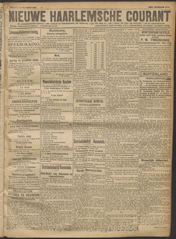 Nieuwe Haarlemsche Courant 1918-10-25