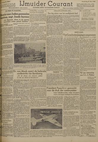 IJmuider Courant 1948-05-27