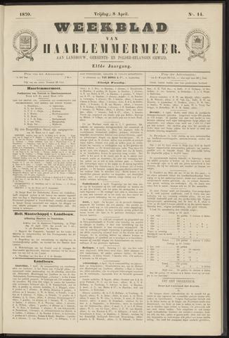 Weekblad van Haarlemmermeer 1870-04-08