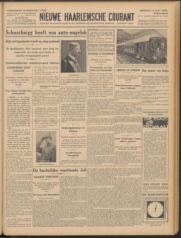 Nieuwe Haarlemsche Courant 1935-07-14