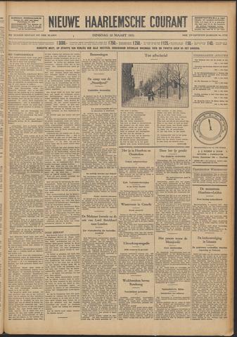 Nieuwe Haarlemsche Courant 1931-03-10