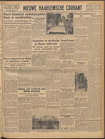Nieuwe Haarlemsche Courant 1948-07-21