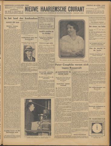 Nieuwe Haarlemsche Courant 1935-04-26