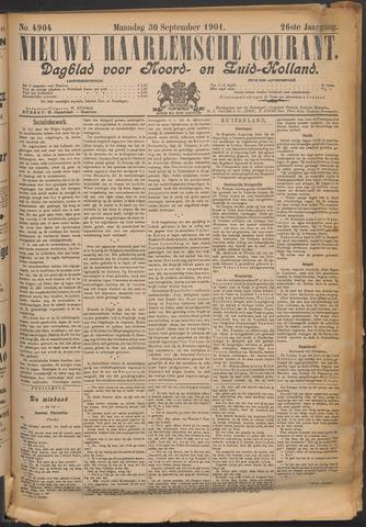 Nieuwe Haarlemsche Courant 1901-09-30