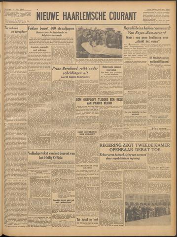 Nieuwe Haarlemsche Courant 1949-07-15