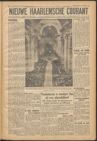 Nieuwe Haarlemsche Courant 1946-04-20
