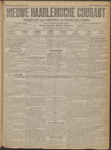 Nieuwe Haarlemsche Courant 1915-09-20