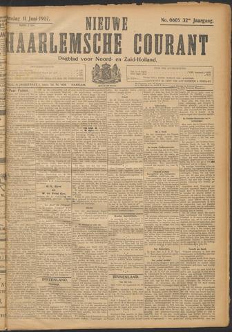 Nieuwe Haarlemsche Courant 1907-06-11