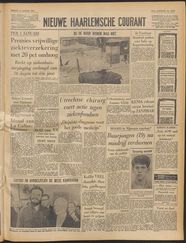 Nieuwe Haarlemsche Courant 1964-01-14