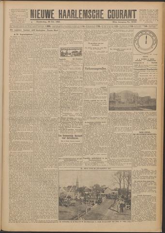 Nieuwe Haarlemsche Courant 1925-10-29