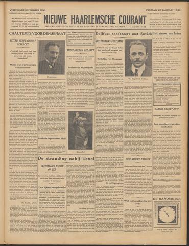 Nieuwe Haarlemsche Courant 1934-01-19