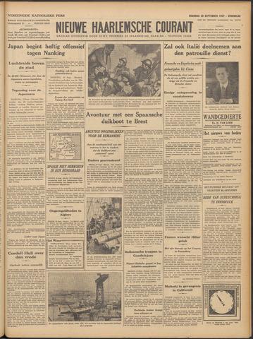 Nieuwe Haarlemsche Courant 1937-09-20