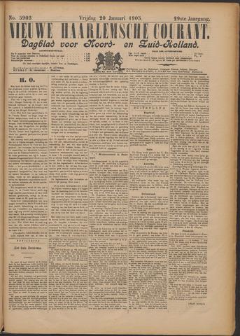 Nieuwe Haarlemsche Courant 1905-01-20