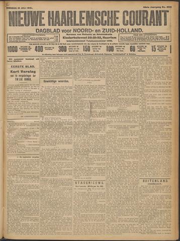Nieuwe Haarlemsche Courant 1913-07-15