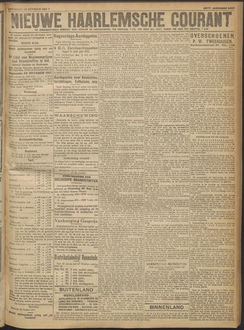 Nieuwe Haarlemsche Courant 1917-10-20