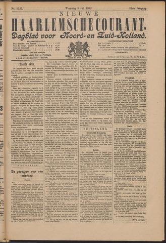 Nieuwe Haarlemsche Courant 1902-07-09