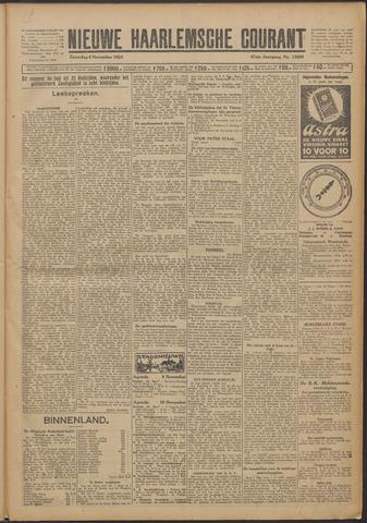 Nieuwe Haarlemsche Courant 1924-11-08