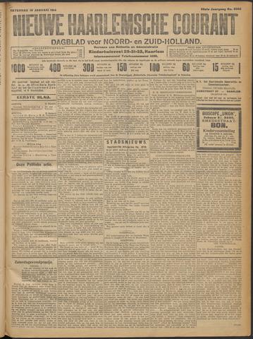 Nieuwe Haarlemsche Courant 1914-01-10
