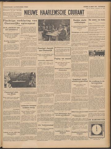 Nieuwe Haarlemsche Courant 1938-03-26
