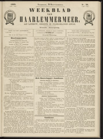 Weekblad van Haarlemmermeer 1869-09-03