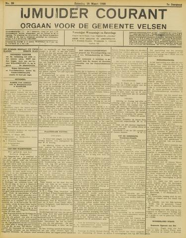 IJmuider Courant 1922-03-18